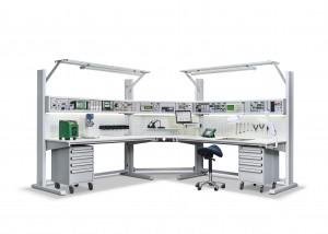 Beamex MCS200 calibration bench v1b