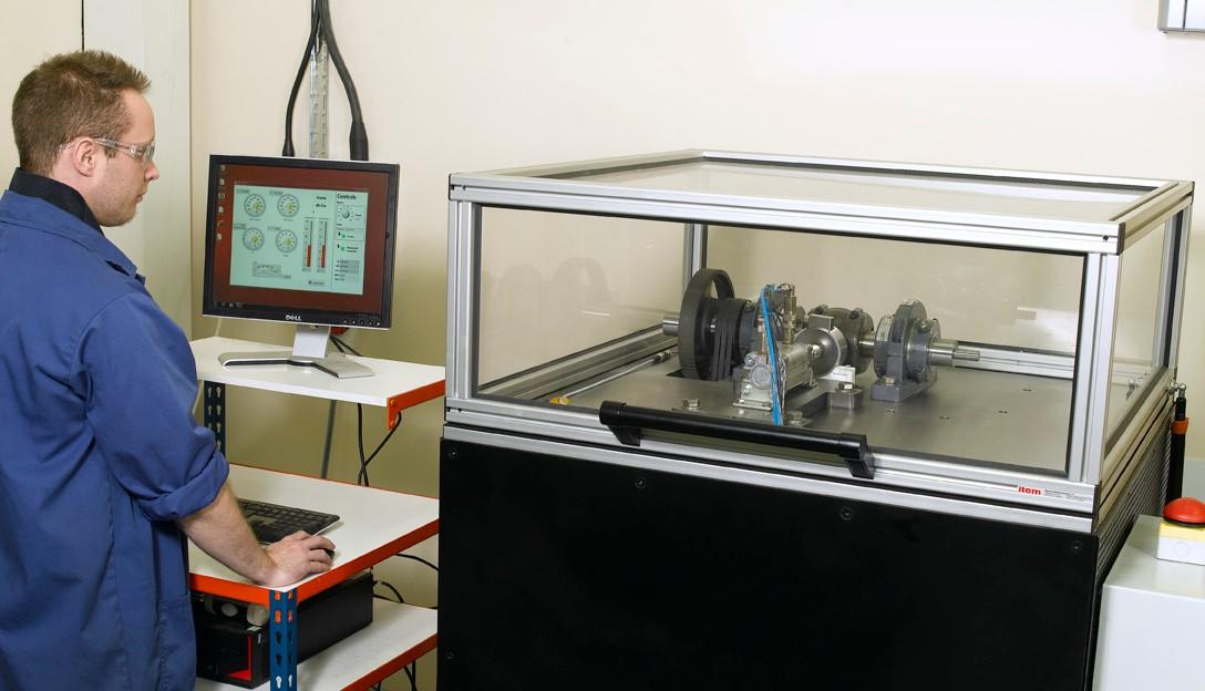Bowman International testing facility