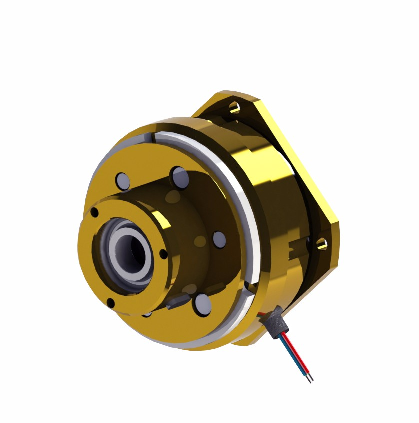 Permanent magnetic clutch